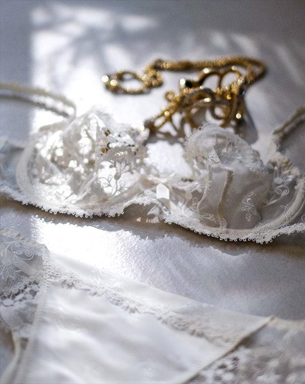 Quelle lingerie pour la nuit de noce ? | Simone Pérèle